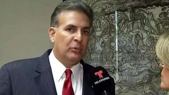 """""""Esto es una crisis creada por Thomas Rivera Schatz"""", según Eduardo Bhatia"""