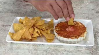 Exquisito dip de queso