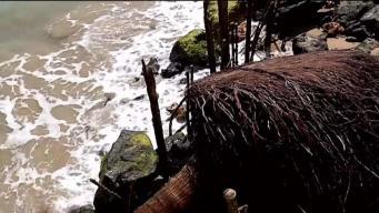 Falta de fondos en Recursos Naturales para contratar consultores ante erosión en Ocean Park