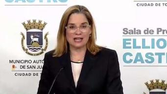 Carmen Yulín demanda a la Junta