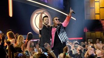 """""""Despacito"""" rompe récord en lista latina de Billboard"""