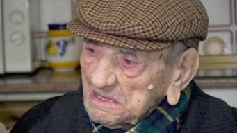 Francisco Marchena el hombre más longevo del mundo cumple 113 años