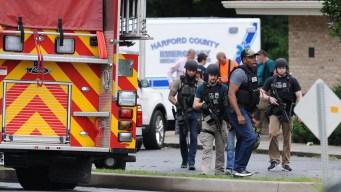 Tres muertos, tres heridos tras tiroteo en Maryland