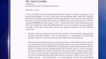 Gobernador responde a la JCF