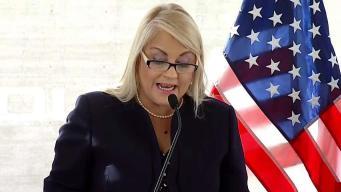 Gobernadora inaugura Centro de Manejo de Tránsito