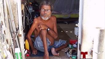 Gran gesto de amor: regalan silla eléctrica a hombre