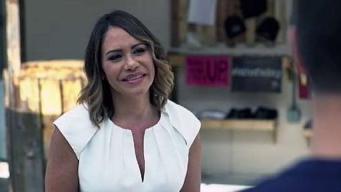 Grenda Rivera cuenta su experiencia al entrevistar a Lin Manuel