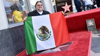 Del Toro ya tiene estrella en el Paseo de la Fama