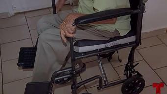 Hogar de ancianos hace malabares por la falta de agua y luz