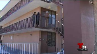 Familias en peligro de desalojo de hotel acuden a la corte