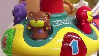 Importante escoger el juguete apropiado para los niños