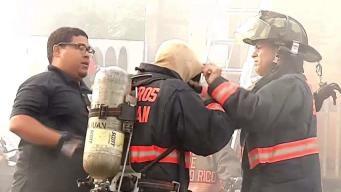 Incendio consume antiguo Banana's Club en calle Loíza