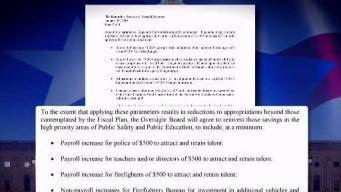 JSF propone recortes para dar aumentos a policías