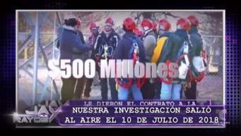 Jay y Sus Rayos X destapó escándalo de COBRA en 2018