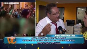 """Jorge Rivera Nieves: """"El perreo intenso acaba de comenzar"""""""