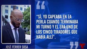 Testifica el excuñado de Áurea Vázquez