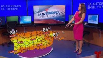 La Autoridad en el Tiempo: depresión tropical 11