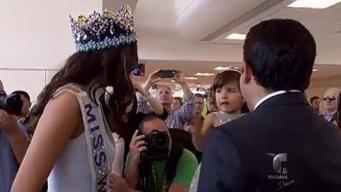 La princesa de Fortaleza conoce a la nueva reina boricua