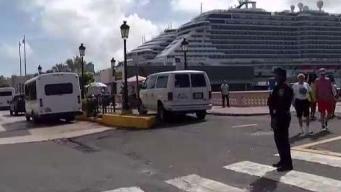 Llegada de cruceros provoca cambios en el Viejo San Juan