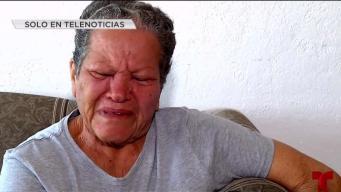 Madre paciente de cáncer suplica que Forenses le entregue el cuerpo de su hijo