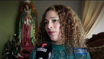 Madre suplica ser deportada tras infernal reclusión