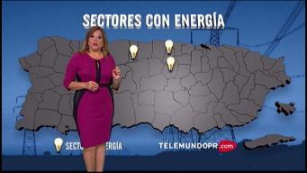 Mapa de la Conectividad: viernes