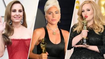 De Tavira, Gaga y Adele, invitadas a la Academia