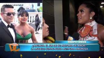 Maripily Rivera se graba tomando el sol con un galán