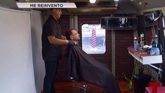 "Me Reinvento: Barbería ""On the Go"""