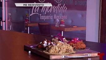 Me Reinvento auténtico mexicano