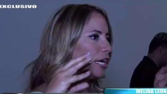 Melina León se convierte en víctima de impostora