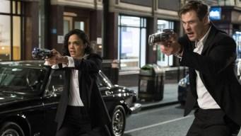 """Secuelas de """"Men in Black"""" y """"Shaft"""" batallan en los cines"""