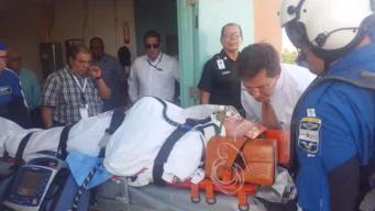 Milagrosa: condición de celador que cayó desde una torre