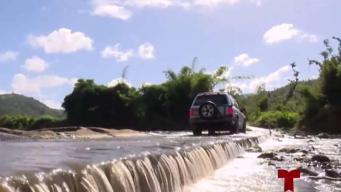 Moroveños siguen haciendo malabares por falta de puente