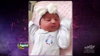 Nace la segunda hija de Jorge Castro y Alfonsina Molinari