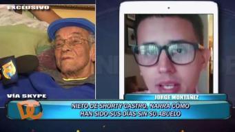 Nieto de Shorty Castro narra cómo ha sido la vida sin él