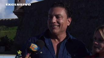 Osvaldo Ríos se reencuentra con su padre biológico