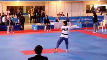PR celebra evento internacional de Taekwondo