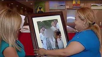 Telemundo Responde: Pareja recupera fotos de su boda