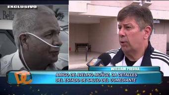 Piden oraciones para Avelino Muñoz