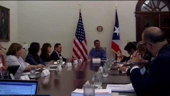 Pierluisi se reúne con los jefes de agencia en su primer día como gobernador