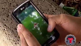 Pokémon Go: Peligrosa Diversión
