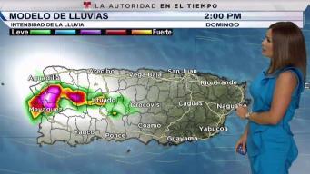 Próxima onda tropical llega a la Isla el martes
