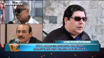 ¿Que pasará ahora con Ozuna y Vicente Saavedra?
