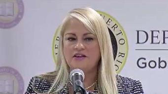 Investigan filtración de informe sobre el esposo de Wanda Vázquez
