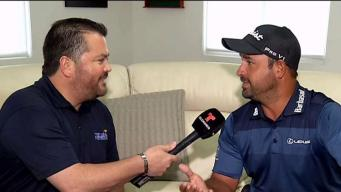 Rafa Campos se prepara para su debut en la PGA
