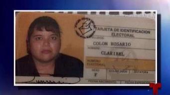 Reacciona hermana de mujer electrocutada en Villalba