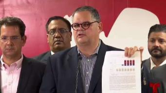 Políticos de la oposición reaccionan al mensaje del gobernador