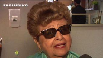Reaparece Lydia Echevarría