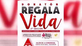 Regala vida en donación masiva de sangre y plaquetas